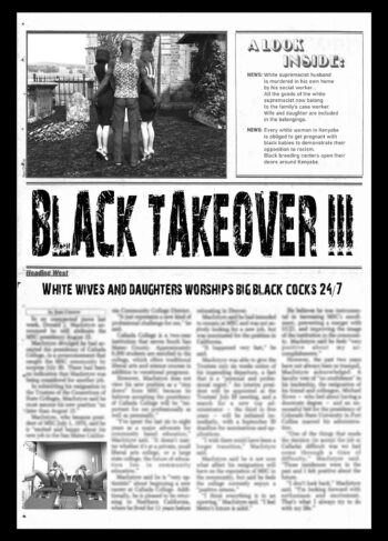 BLACK TAKEOVER PARTE 3 – MOIARTE
