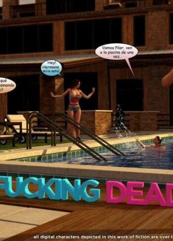 The Fucking Dead – Y3df