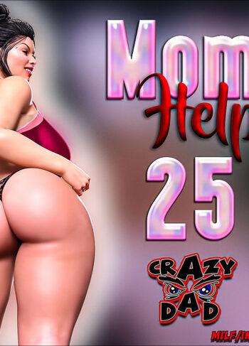 MOMS HELP PARTE 25 – Crazydad3d